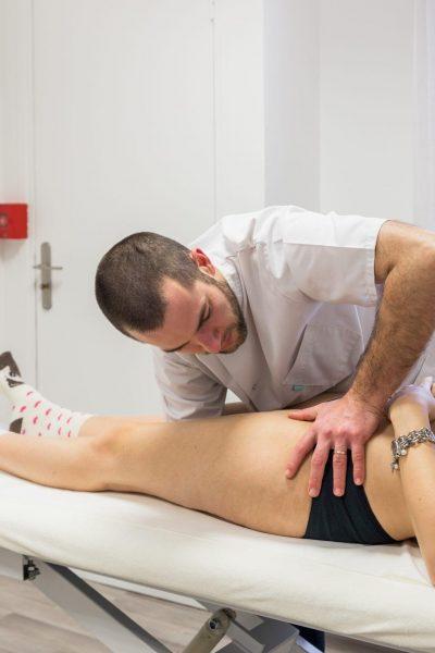 ostéopathe femme enceinte