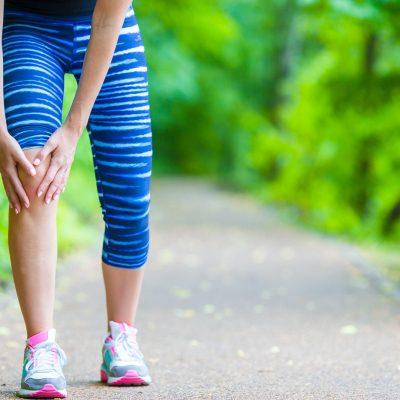 Douleur sport ostéopathie joggin